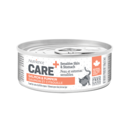 Nutrience Nutrience Care+ Sensitive Skin & Stomach Cat 5.5oz