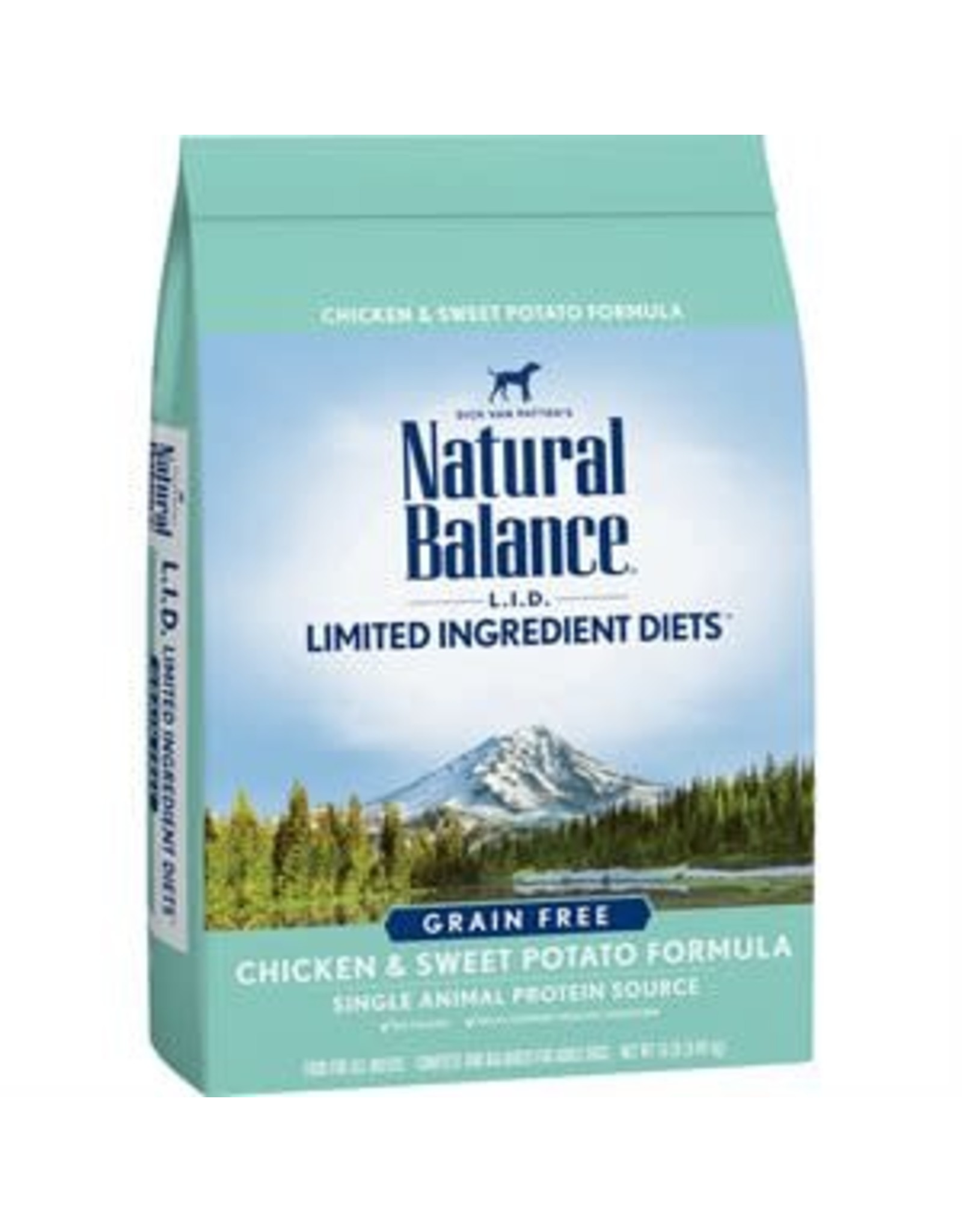 Natural Balance Natural Balance Dog Chicken & Sweet Potato