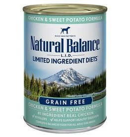 Natural Balance Natural Balance Canine Chicken & Sweet Potato 13oz