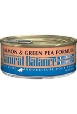 Natural Balance Natural Balance Feline Salmon & Green Pea 5.5oz