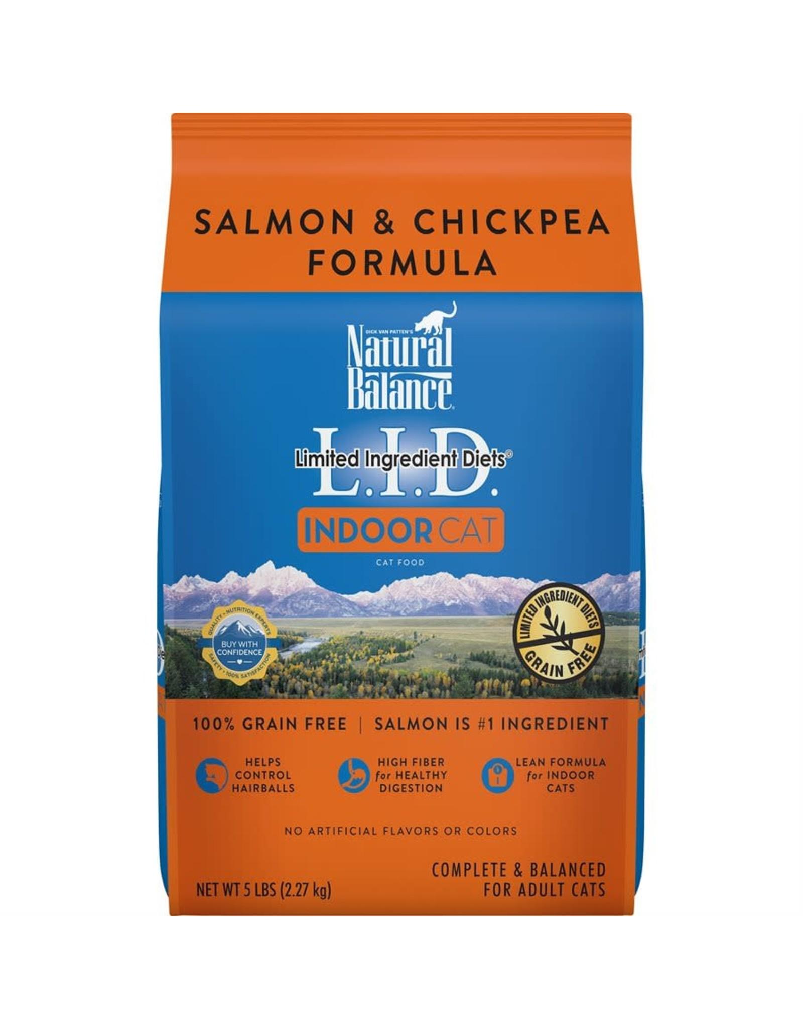 Natural Balance Natural Balance Indoor Cat Salmon