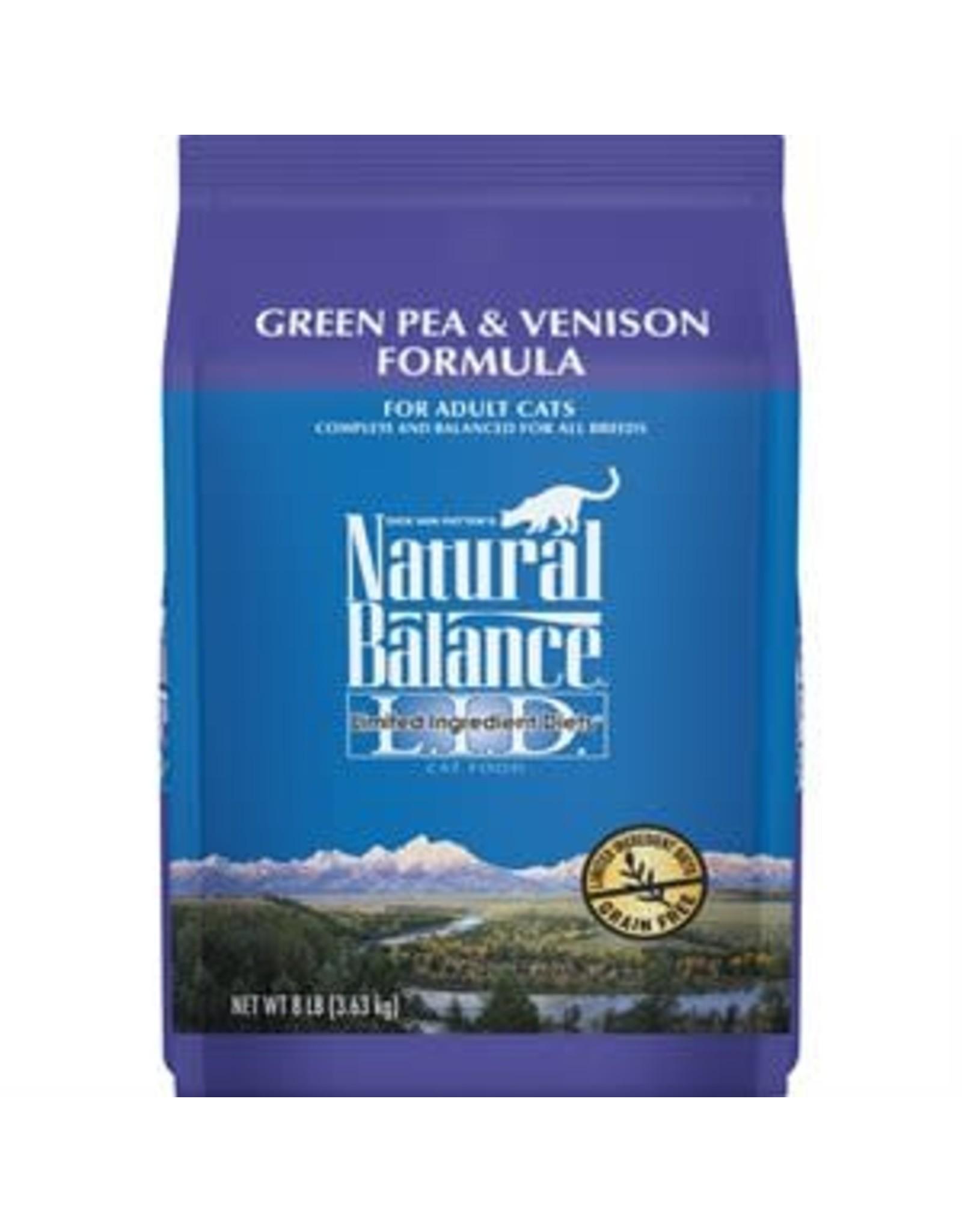 Natural Balance Natural Balance Cat Green Pea & Venison
