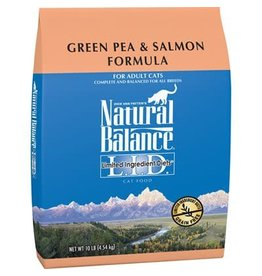 Natural Balance Natural Balance Cat Green Pea & Salmon