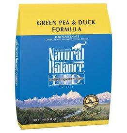 Natural Balance Natural Balance Cat Green Pea & Duck