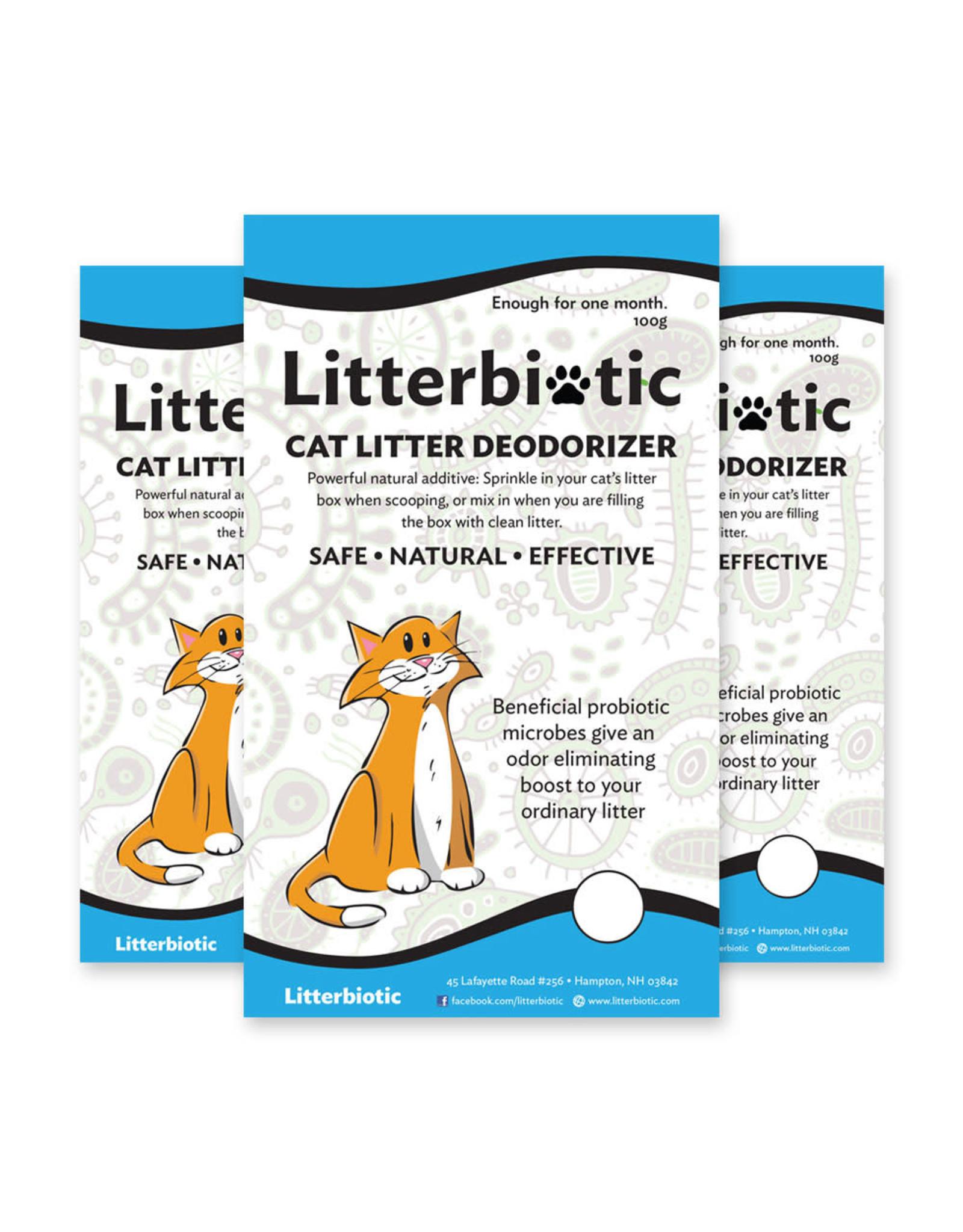 Litter Biotic Litterbiotic Deodorizer