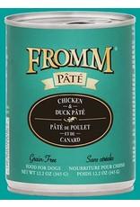 Fromm Fromm Dog GF Chicken & Duck 12.2oz