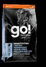 Go! go! Dog LID Pollock