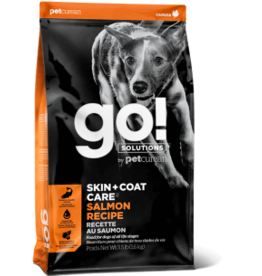 Go! go! Dog Skin & Coat Care Salmon