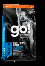 Go! go! Dog Skin & Coat Care Chicken