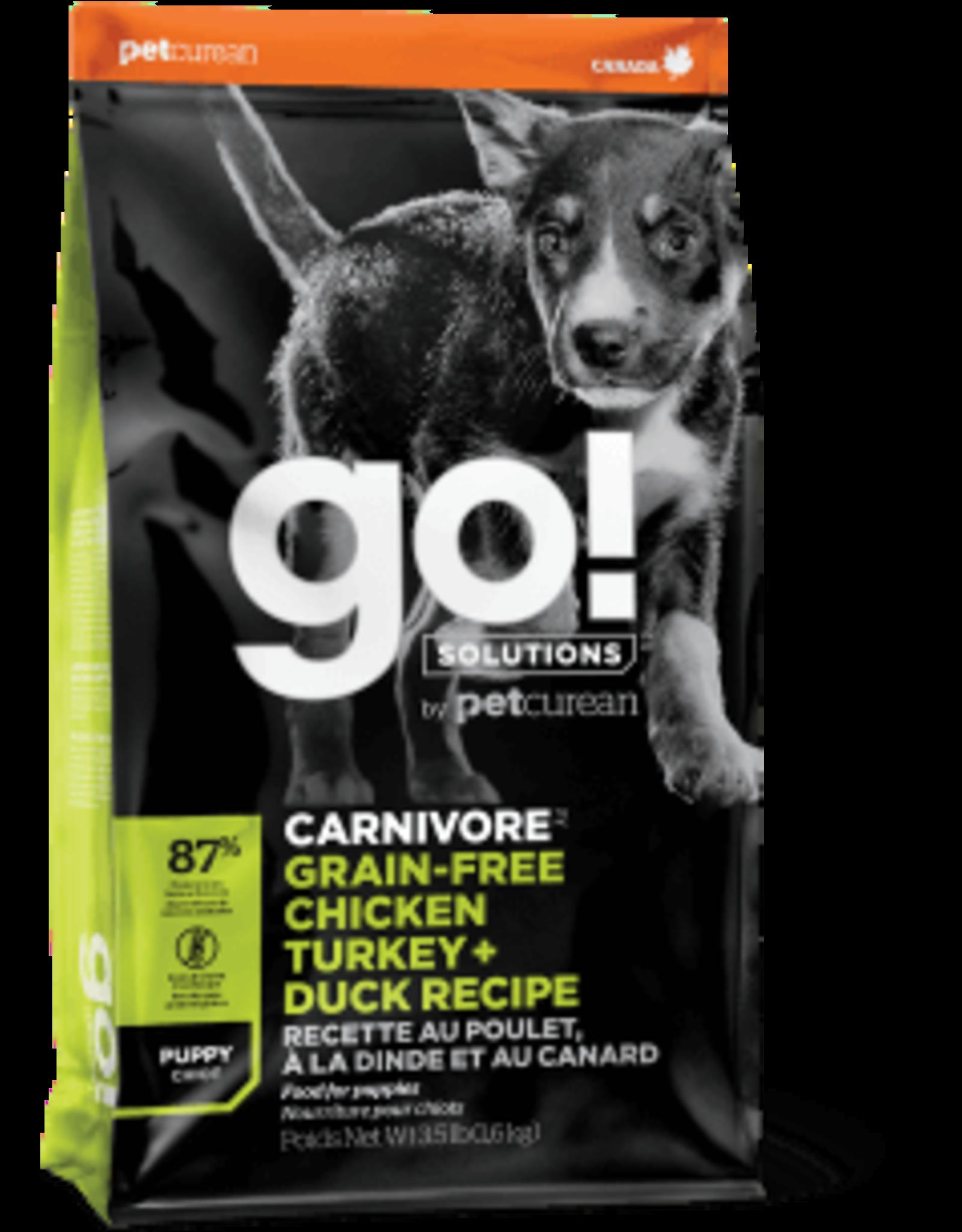 Go! go! Dog Carnivore Puppy