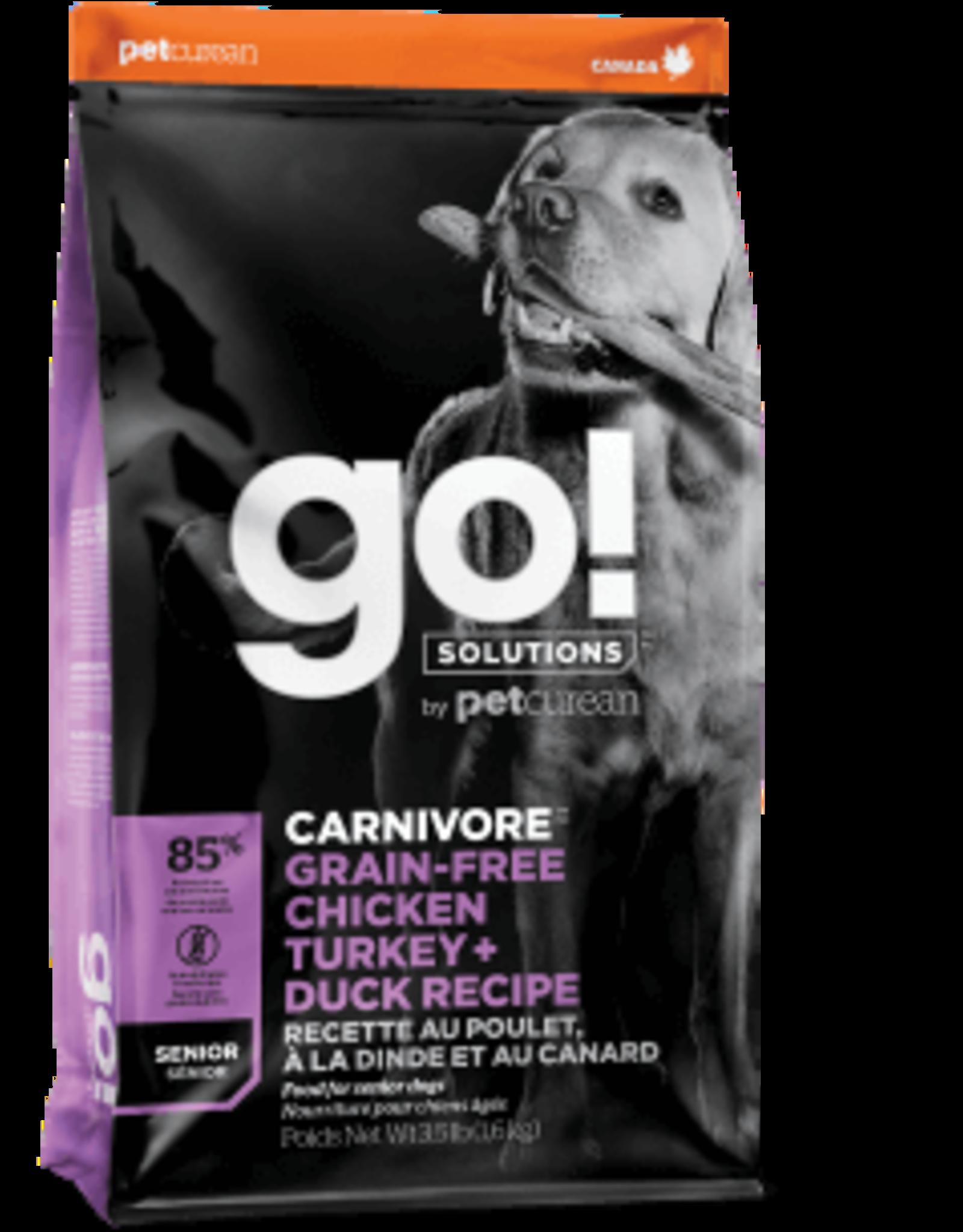 Go! go! Dog Carnivore Senior