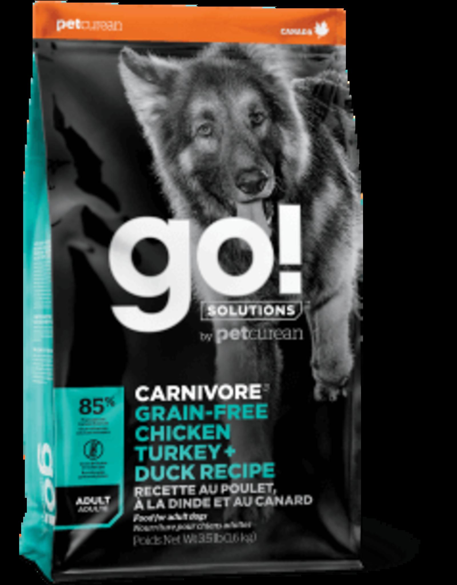 Go! go! Dog Carnivore Adult