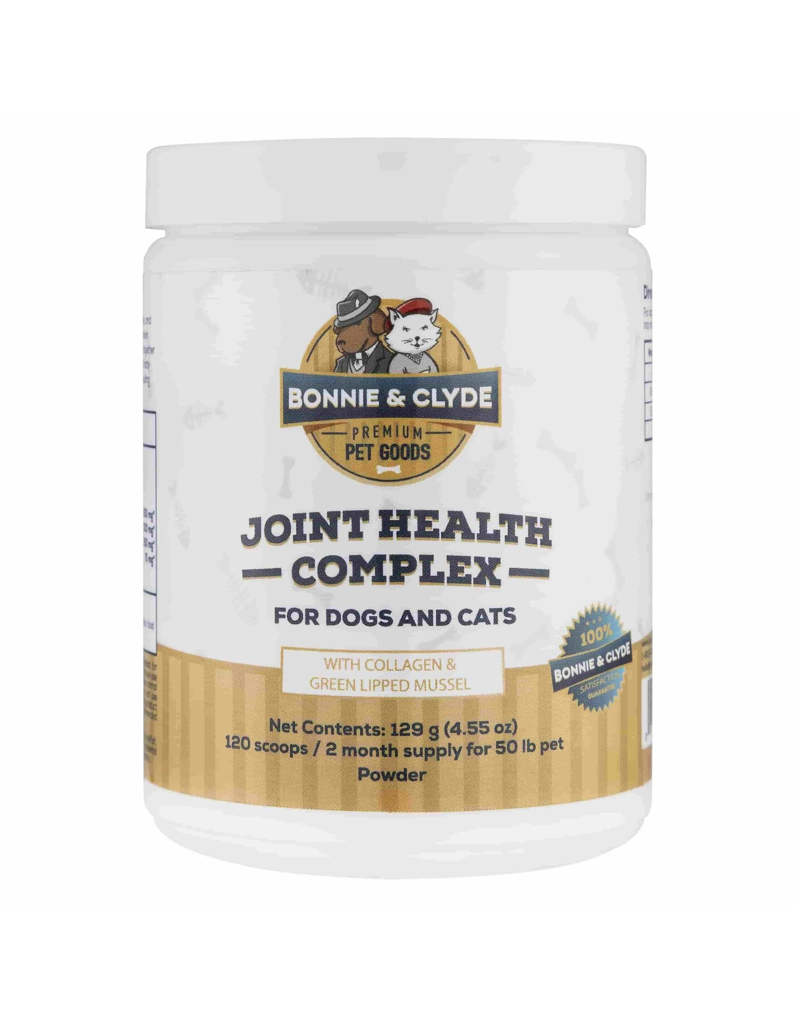 Bonnie & Clyde Bonnie & Clyde Joint Health Complex 129 g
