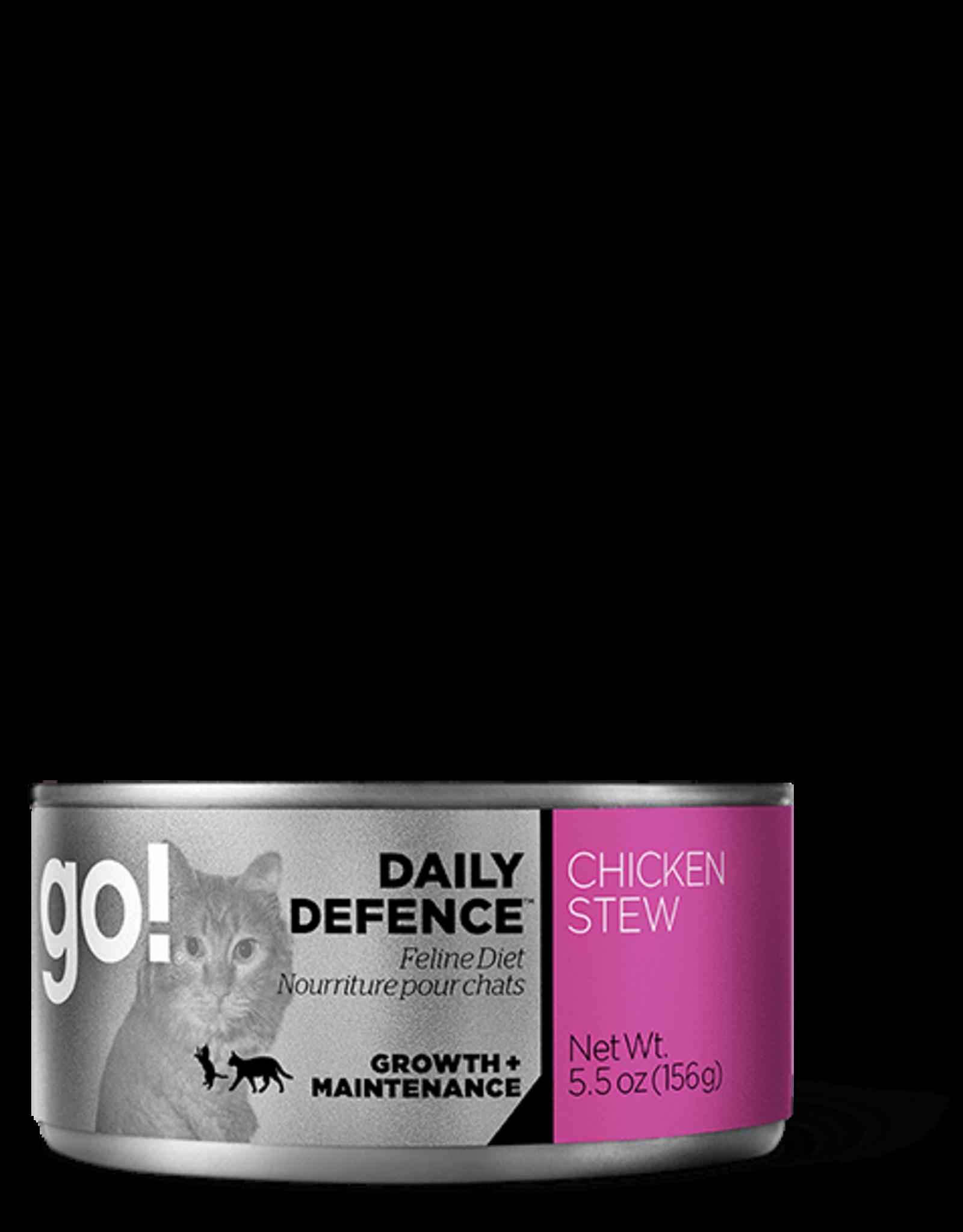 Go! Go! Cat Daily Defence Chicken Stew 5.5oz