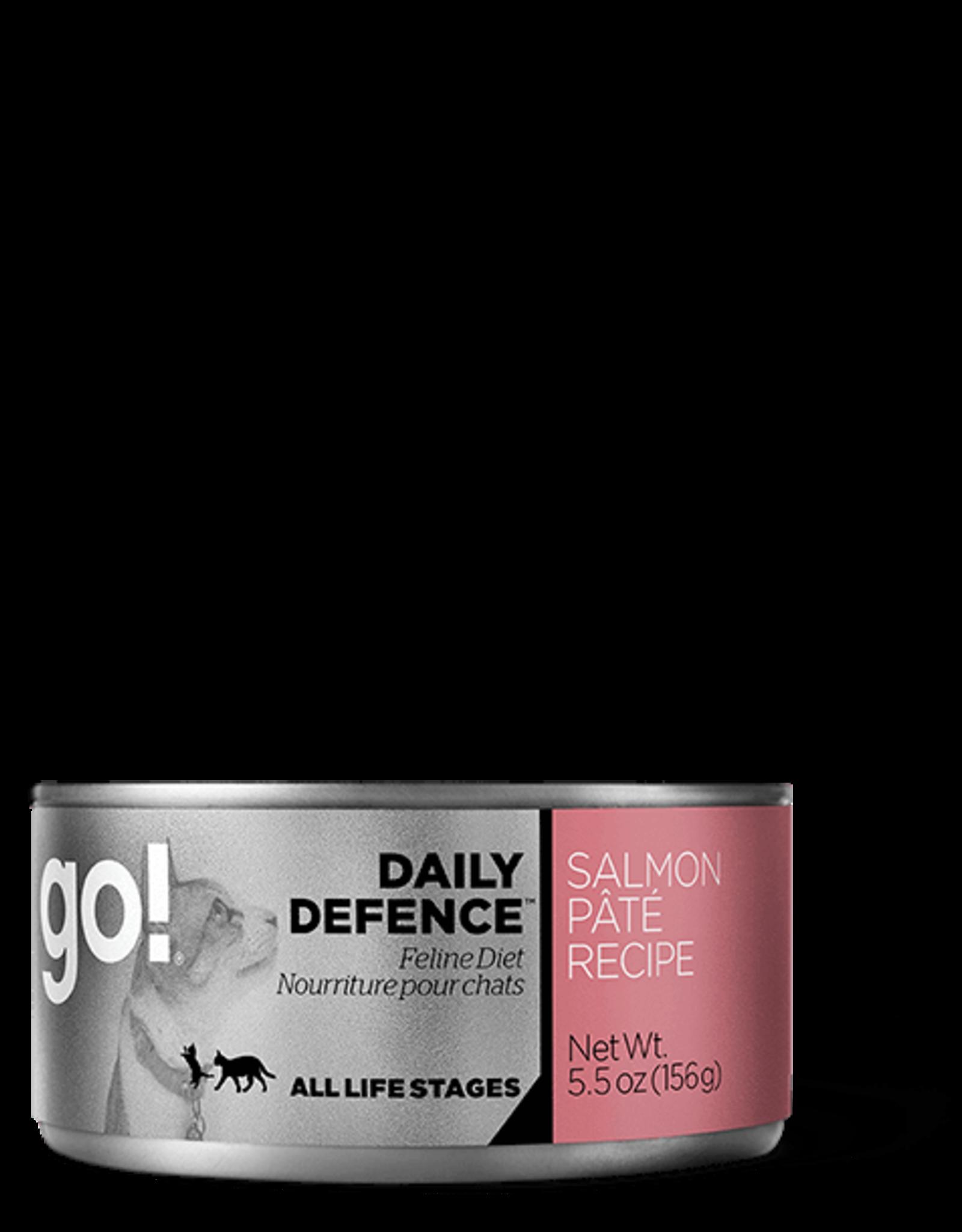 Go! Go! Cat Salmon Pate 5.5oz