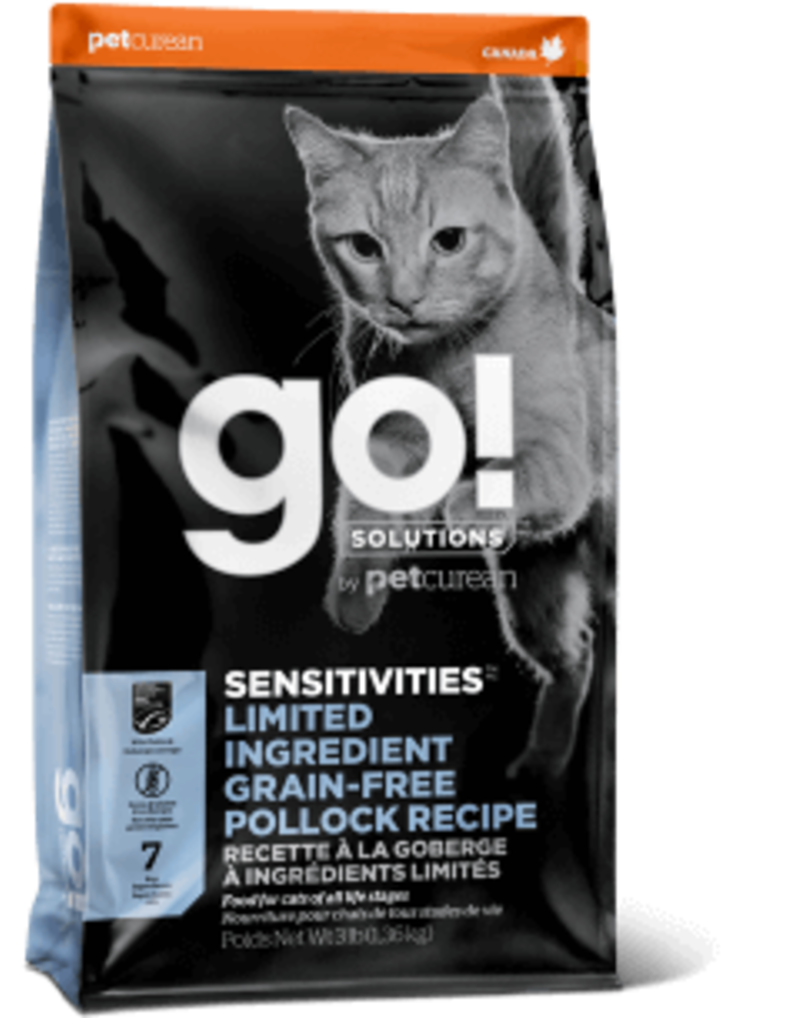 Go! go! Cat LID Pollock