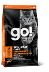 Go! go! Cat Skin & Coat Salmon