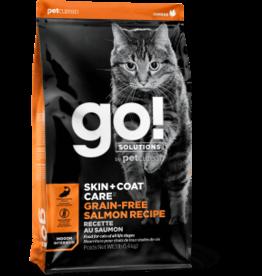 Go! go! Cat Skin & Coat Salmon