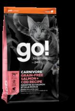 Go! go! Cat Carnivore Salmon & Cod