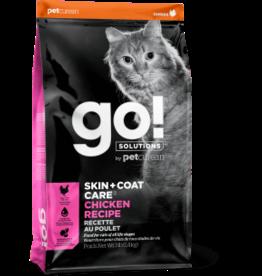 Go! go! Cat Skin & Coat Chicken
