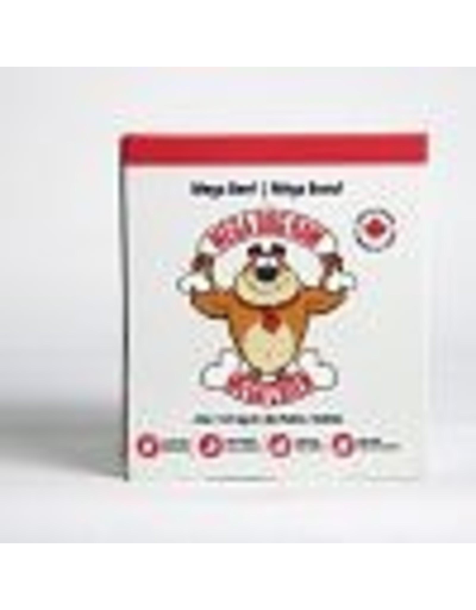 Mega Dog (FRZ) \ Mega Dog \ Mega Beef 4 lb Patties