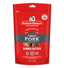 Stella & Chewy's Stella & Chewy's Dog Freeze Dried Pork 14oz