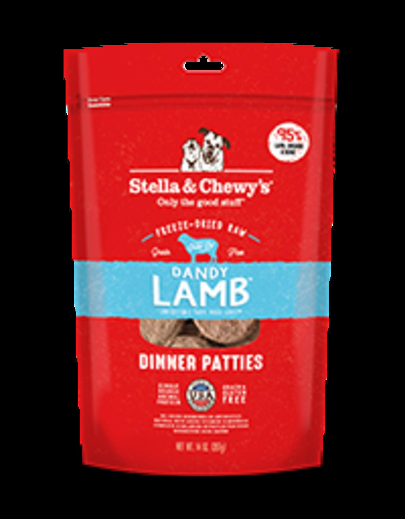 Stella & Chewy's Stella & Chewy's Dog Freeze Dried Lamb