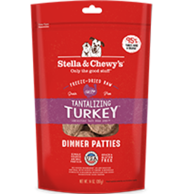 Stella & Chewy's Stella & Chewy's Dog Freeze Dried Turkey