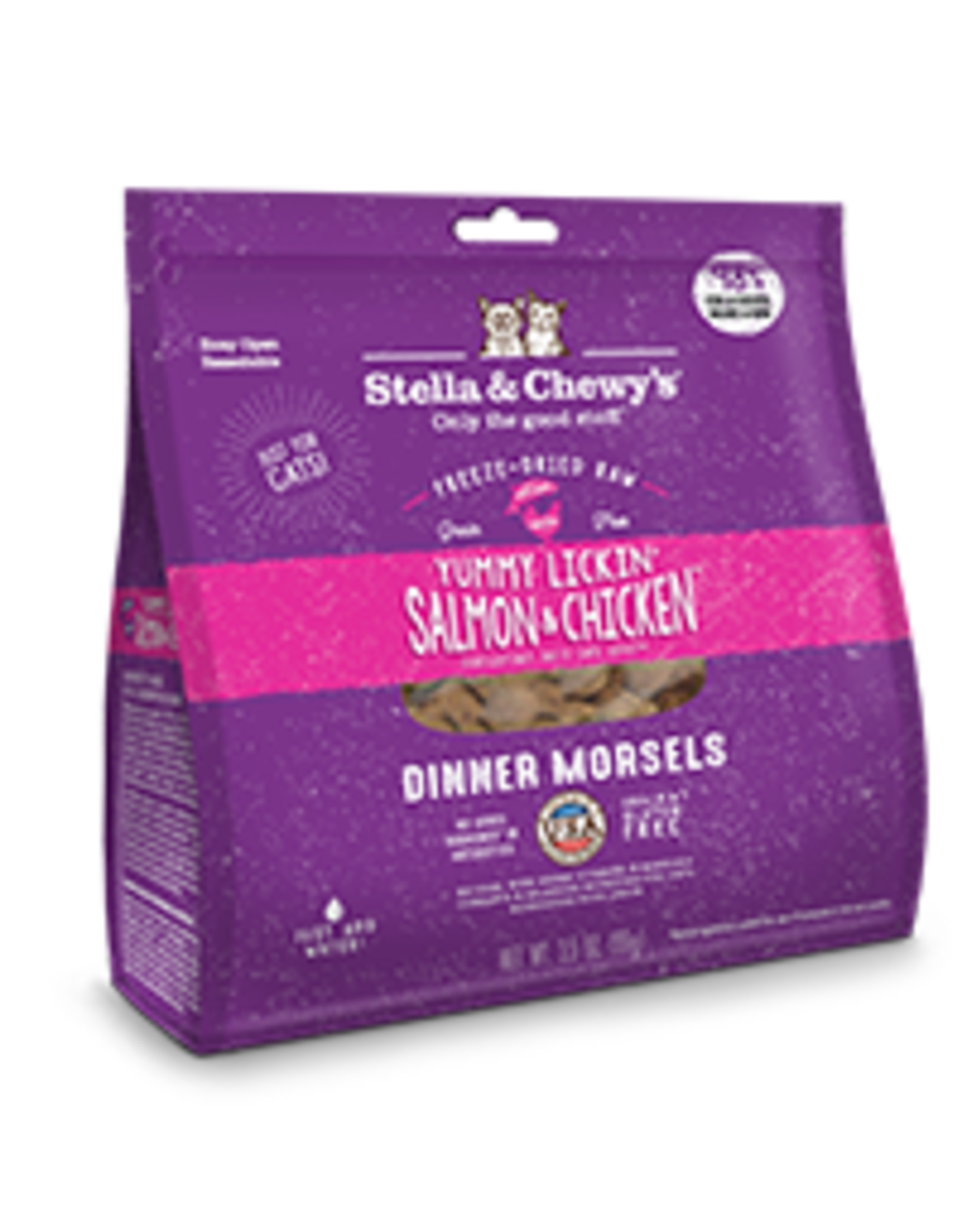 Stella & Chewy's Stella & Chewy's Cat Freeze Dried Salmon & Chicken