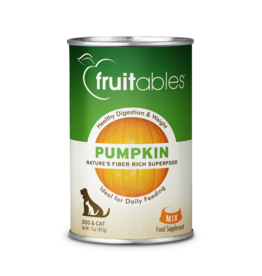 Fruitables FRUITABLES \ CAN \ Pumpkin Weight Loss 15oz
