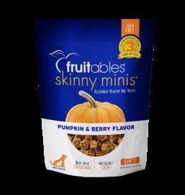 Fruitables FRUITABLES \ Skinny Mini's \ Pumpkin & Berry 5oz