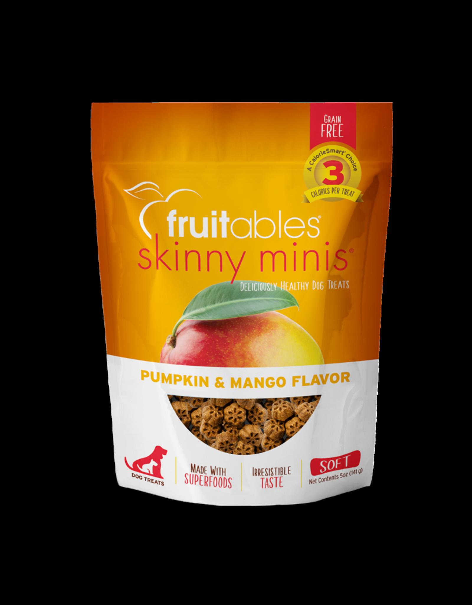Fruitables FRUITABLES \ Skinny Mini's \ Pumpkin Mango 5oz