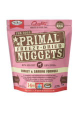 Primal Primal Freeze-Dried Canine Turkey & Sardine
