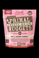 Primal Primal Freeze-Dried Feline Beef & Salmon
