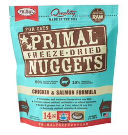Primal Primal Freeze-Dried Feline Chicken & Salmon