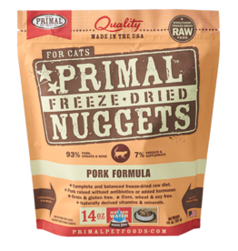 Primal Primal Freeze-Dried Feline Pork