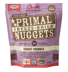 Primal Primal Freeze-Dried Feline Turkey