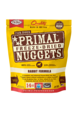 Primal Primal Freeze-Dried Canine Rabbit