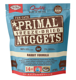 Primal Primal Freeze-Dried Feline Rabbit