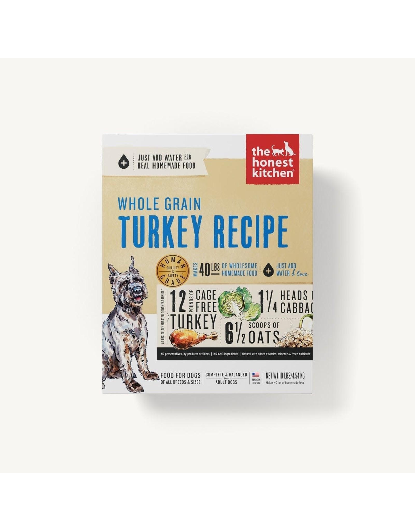 The Honest Kitchen THK Whole Grain Turkey