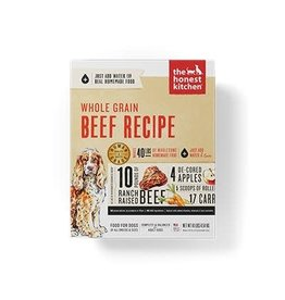 The Honest Kitchen THK Whole Grain Beef