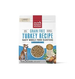 The Honest Kitchen Clusters Grain Free Turkey