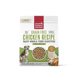 The Honest Kitchen Clusters Grain Free  Chicken