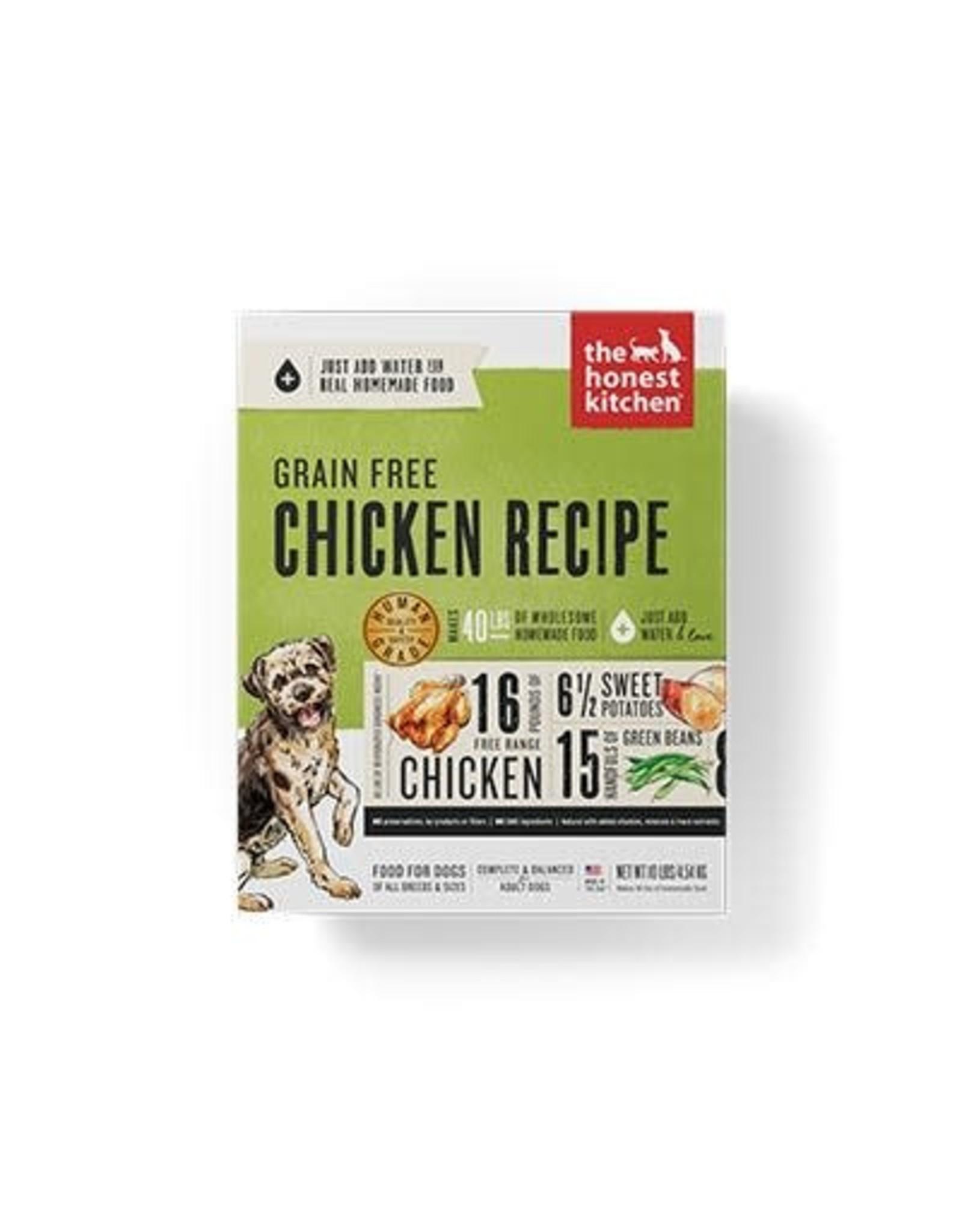 The Honest Kitchen THK Grain Free Chicken