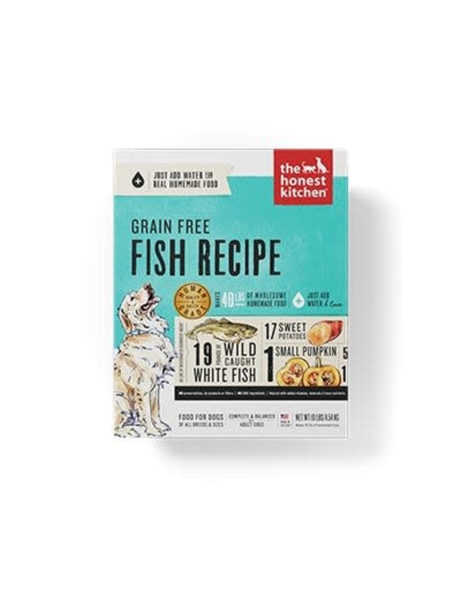 The Honest Kitchen THK Grain Free Fish