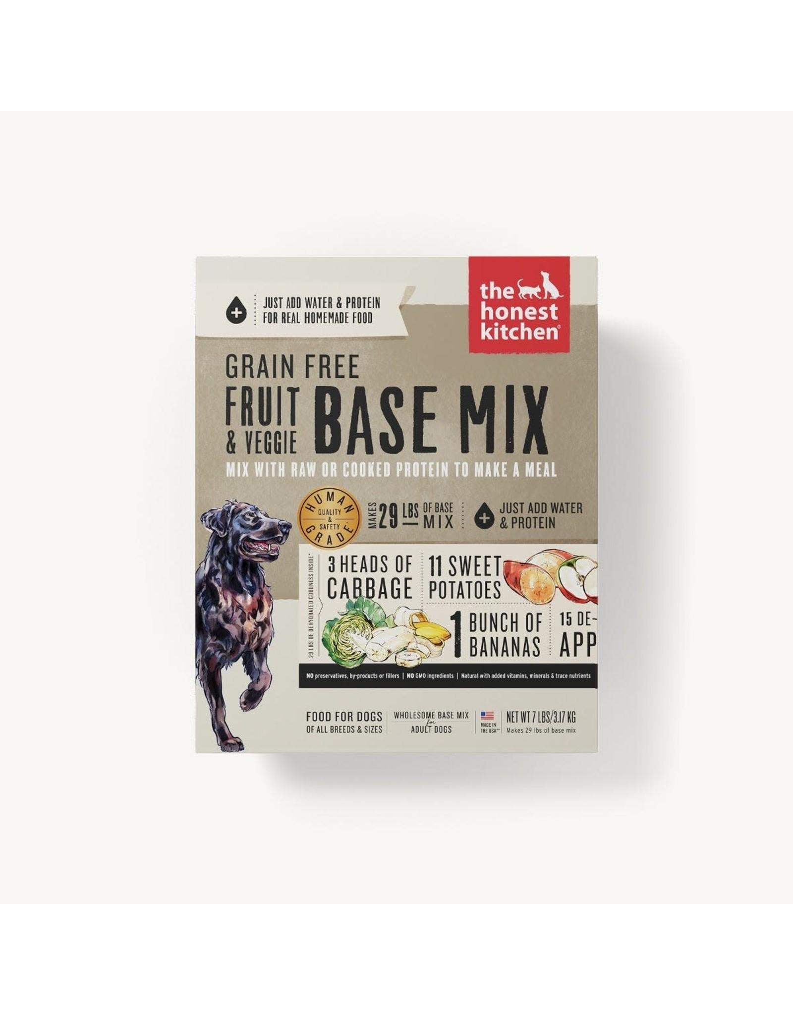 The Honest Kitchen THK Grain Free Fruit & Veg Base Mix
