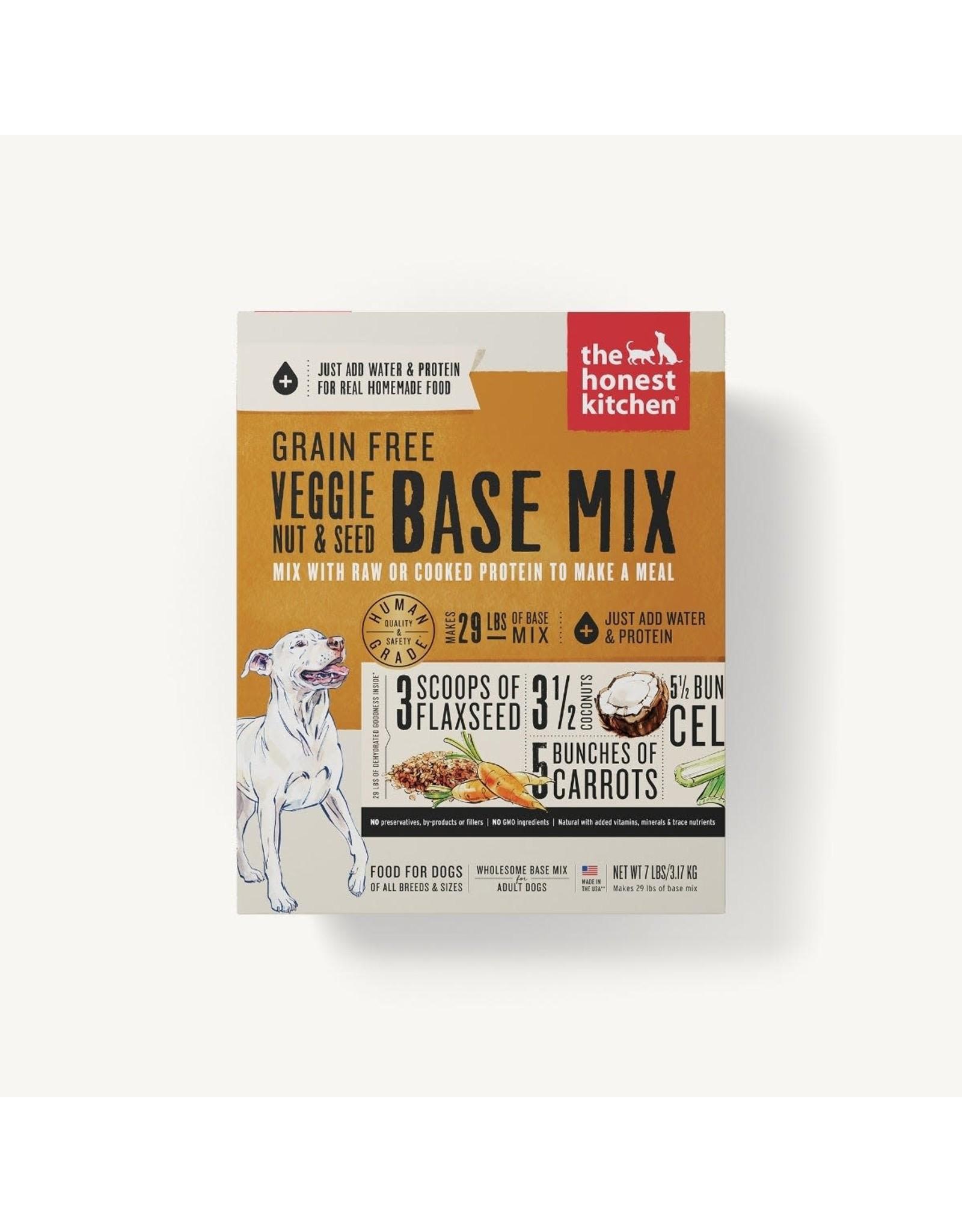The Honest Kitchen THK Grain Free Veggie, Nut & Seed Base Mix