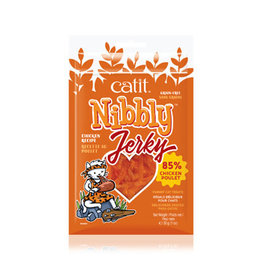 CA - Catit CatIt Nibbly Jerky Chicken 30g