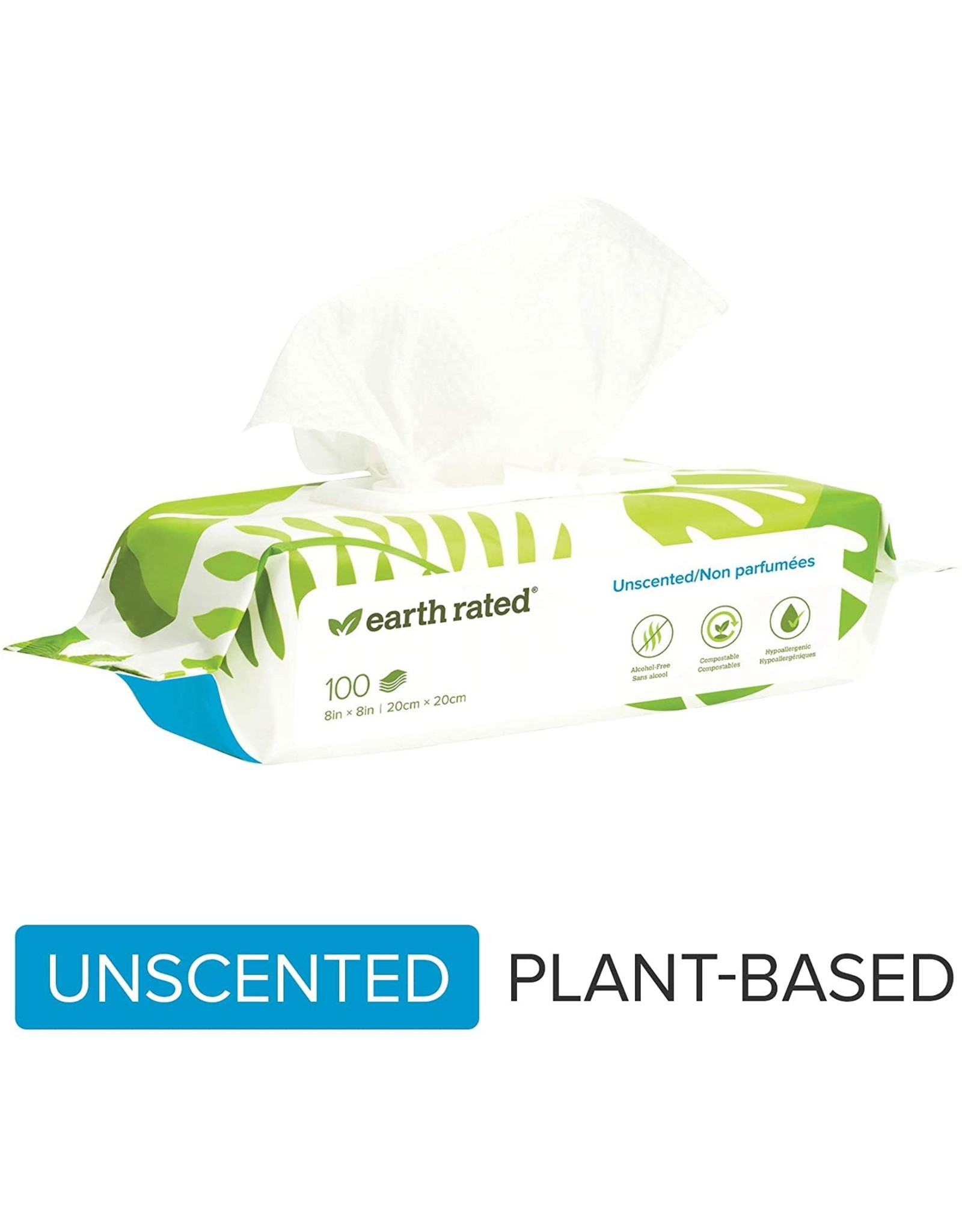 Earth Rated Earthrated Wipes Unscented