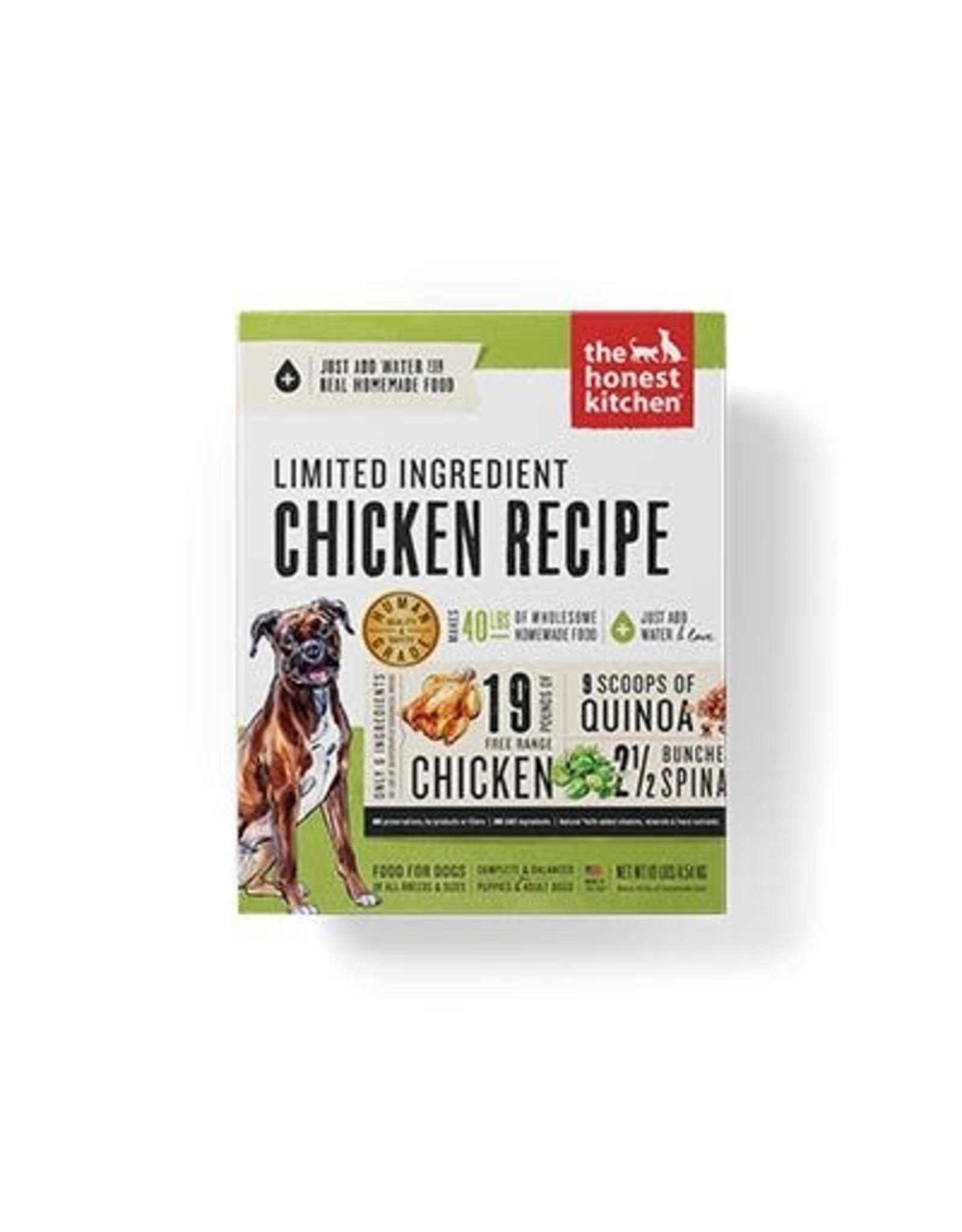 The Honest Kitchen THK LID Chicken